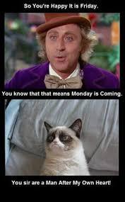 Funny Wonka Memes - pin by elaine c on grumpy cat pinterest grumpy cat