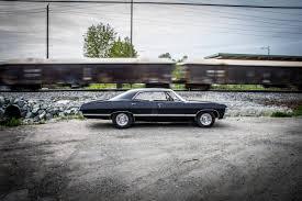 supernatural u0027 impala is a big block powered demon hunter driving