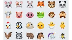 Imagenes De Animales Whatsapp | whatsapp conoce el verdadero significado de los emojis de animales