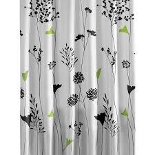 Shower Curtain Chemistry Perry Ellis Asian Lily Cotton Shower Curtain U0026 Reviews Wayfair