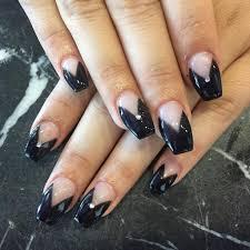 lovely fall nail designs acrylic nails