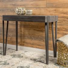 Wood Console Table Colville Rustic Wood Console Table By Christopher Knight Home