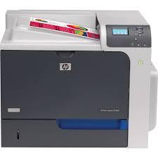 amazon com hp color laserjet cp4025n printer electronics