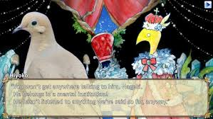 PS Store Update  NTSC US    Hatoful Boyfriend  Holiday Star  Trine     With the final PlayStation Store update of      comes a neat selection of treats for you to peruse  with insane bird dating sim Hatoful Boyfriend  Holiday