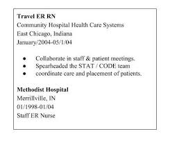 resume exles 2017 nursing compact how to write the perfect travel nurse resume to get the job you want