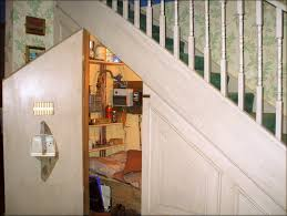 the understairs bedroom