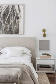 Grey Bedroom White Furniture Best 10 White Nightstand Ideas On Pinterest White Bedroom