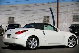 used nissan 350z 2005 nissan 350z touring navigation xenon city california mdk