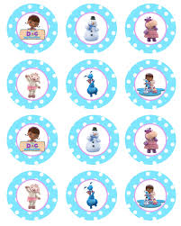 doc mcstuffin cake toppers doc mcstuffins cupcakes and giveaway cupcake diaries