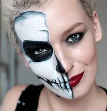 Scary Halloween Costumes 10 Olds 40 Easy Halloween Makeup Ideas U0026 Tutorials 2017 Cool Halloween