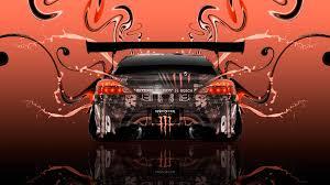 nissan silvia jdm monster energy nissan silvia s15 jdm back super plastic car 2015