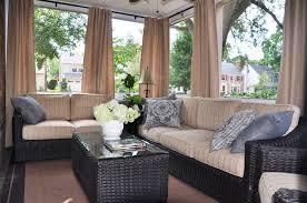 Simple Sunroom Designs Sunroom Curtain Ideas For Perfect Decor U2014 Room Decors And Design