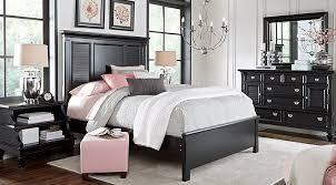 black bedroom furniture sets queen sonicloans bedding ideas