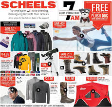scheels black friday sale ad 2017