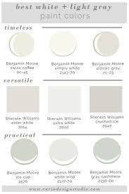 whites and grays are super trendy right now but it is hard to know