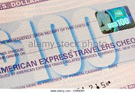 Travelers checks stock photos travelers checks stock images alamy