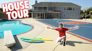 New House by My New 3 Million Dollar House Tour Youtube