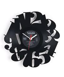 cool house clocks vinyl record repurposed into clocks by pavel sidorenko 31 off at