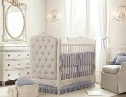 chambre bébé style baroque le design de la chambre de bébé modernе en blanc archzine fr