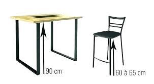 hauteur de bar cuisine hauteur de table hauteur table bar cuisine hauteur table bar cuisine