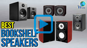 top 10 home theater top 10 bookshelf speakers of 2017 video review