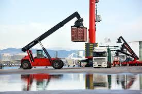 kalmar to deliver gloria reachstackers to ictsi terminals in asia
