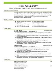 curriculum vitae exle for new teacher curriculum vitae science teacher resume sle teacher6 jobsxs com