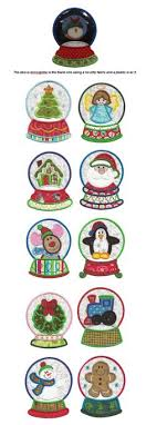 felt ornaments sew in the hoop machine embroidery designs