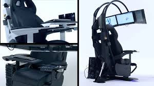 furniture most expensive computer chair reclining video game