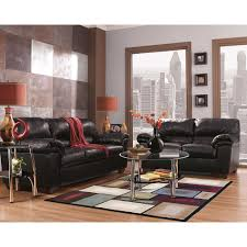small black leather living room furniture black leather living