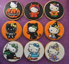hello kitty cutest halloween cookies ever made w overpriced but