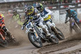 rockstar energy motocross gear top five results for husqvarns factory riders at tough mxgp of belgium