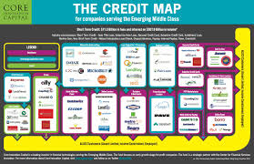 Bank Of America Maps by The Credit Map Bank Innovation Bank Innovation
