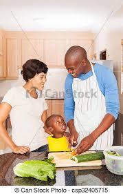 cuisine en famille américain cuisine trois famille africaine cuisine