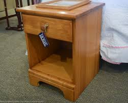 small pine nightstand new england home furniture consignment