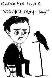 Edgar Allen Poe Meme - tackling poe the complete works part 6 memoirs of a time here