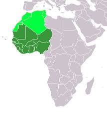 togo location on world map west africa