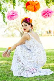 mexican wedding dress vintage bohemian custom mexican frida kahlo lace wedding dresses