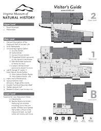 visitor u0027s guide virginia museum natural history