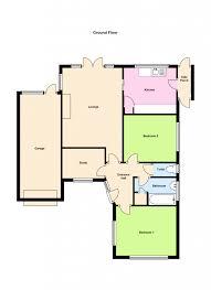 house plan download three bedroom bungalow floor plan