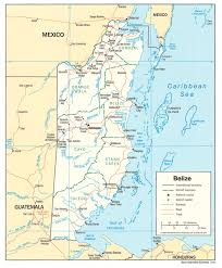 Detailed Map Of Mexico by Life Is A Beach