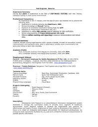 Sample Resume Computer Science by Resume Computer Skills Database Computer Skills Qualifications