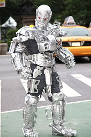 Awesome Costumes Amazing Terminator Costume From Recycled Parts My Disguises We