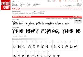 dafont emoji 5 free disney font generator websites