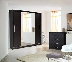 Bedroom Storage Cabinets With Doors Mirror Sliding Door Closet Best Mirrored Sliding Closet Doors