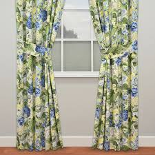 Curtains And Window Treatments by Floral Flourish Window Treatment By Waverly