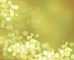 background gold green large overlay bokeh