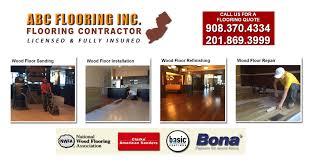 wood floors contractors nj