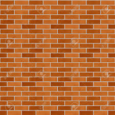 clean wall seamless tileable new clean brick wall background stock photo