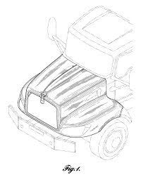 kenworth mississauga patent usd621754 truck hood unit google patents